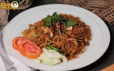 Bakmi Jawa, Makanan Khas di Yogyakarta