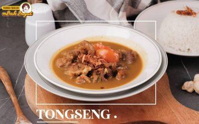 Resep Tongseng dan cara pembuatannya
