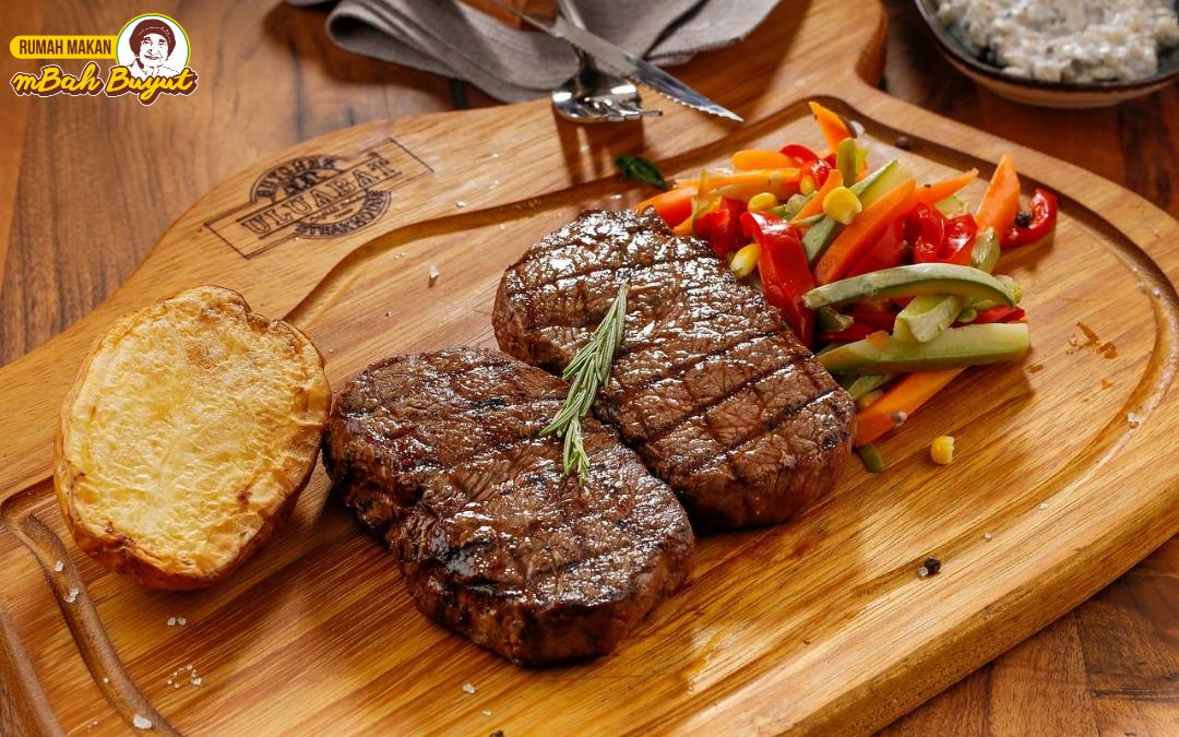 Tips Hidangkan Steak Lezat Yang Matang Sempurna