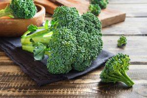 makanan berserat brokoli